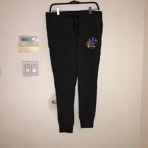 Pants - warriors sweatpants